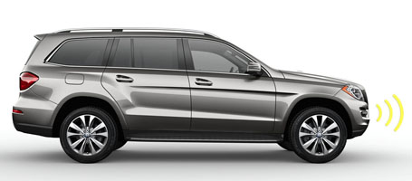 2016 Mercedes-Benz GL SUV safety
