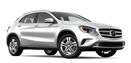 2016 Mercedes-Benz GLA SUV