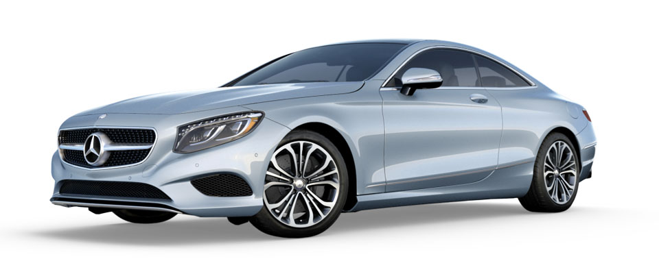 2016 Mercedes-Benz S-Class Coupe Appearance Main Img