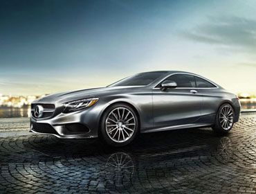 2016 Mercedes-Benz S-Class Coupe appearance