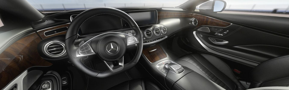 2016 Mercedes-Benz S-Class Coupe Safety Main Img
