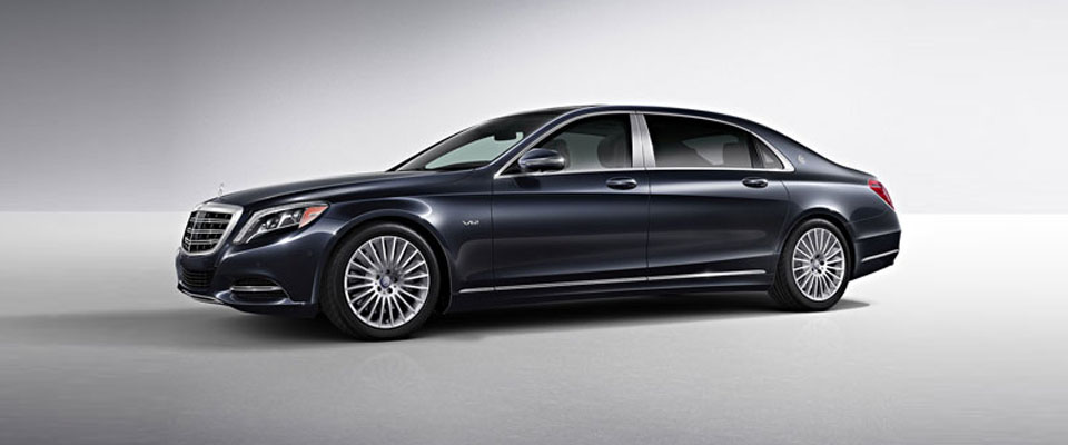 2016 Mercedes-Benz S-Class Maybach Appearance Main Img