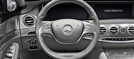 2016 Mercedes-Benz S-Class Maybach performance