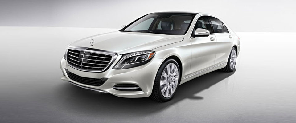 2016 Mercedes-Benz S-Class Sedan Appearance Main Img