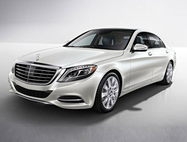 2016 Mercedes-Benz S-Class Sedan appearance