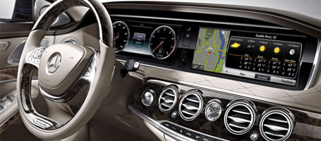 2016 Mercedes-Benz S-Class Sedan comfort