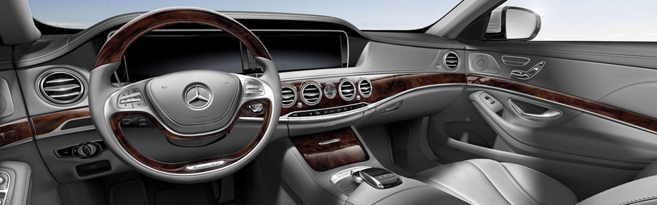 2016 Mercedes-Benz S-Class Sedan Safety Main Img