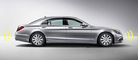 2016 Mercedes-Benz S-Class Sedan safety