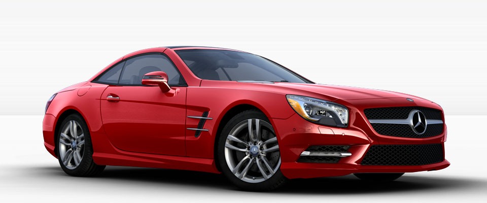 2016 Mercedes-Benz SL Roadster Appearance Main Img