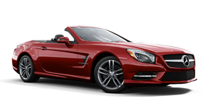 2016 Mercedes-Benz SL Roadster