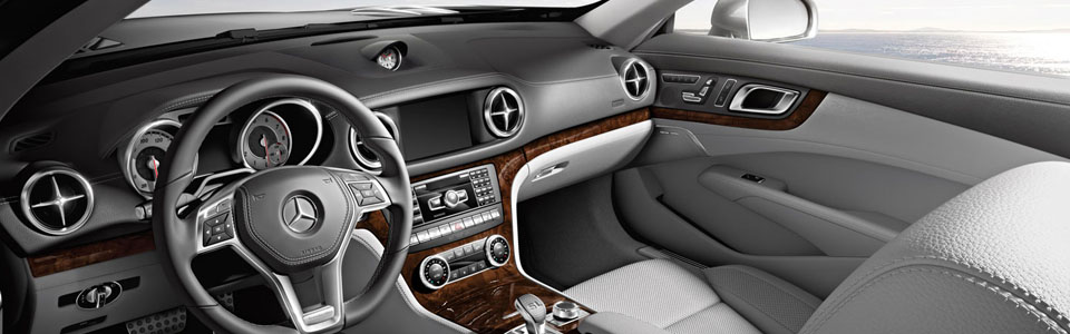 2016 Mercedes-Benz SL Roadster Safety Main Img