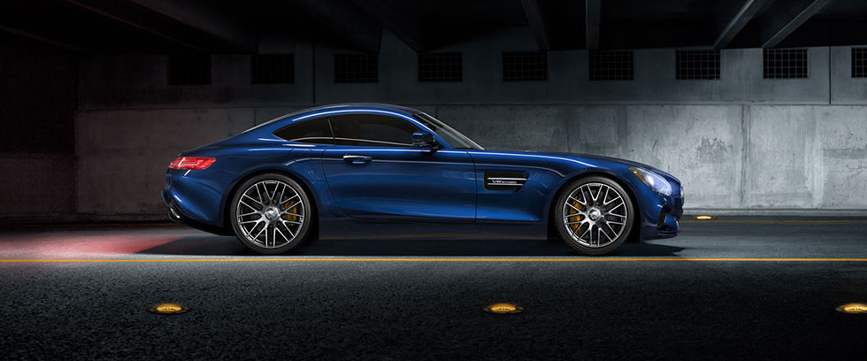 2017 Mercedes-Benz AMG GT Appearance Main Img