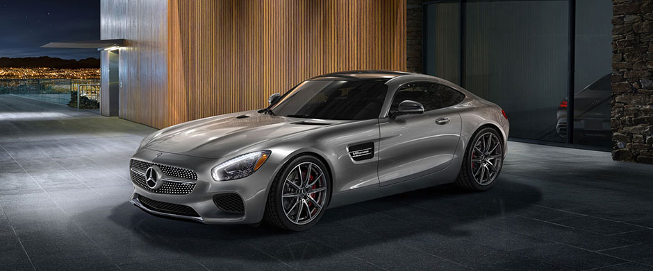 2017 Mercedes-Benz AMG GT Main Img