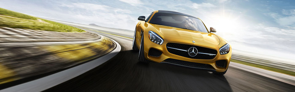 2017 Mercedes-Benz AMG GT Safety Main Img