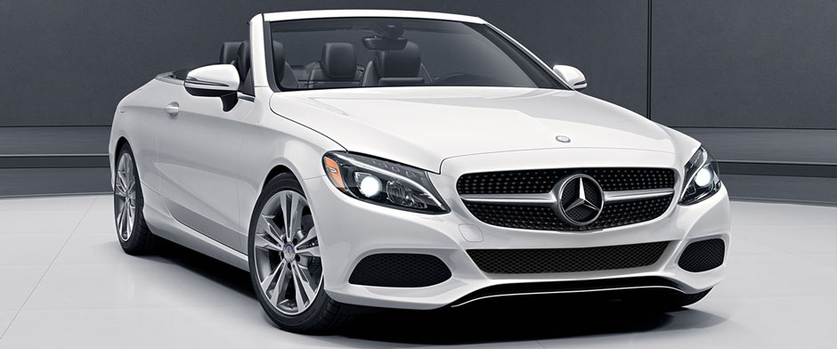 2017 Mercedes-Benz C-Class Cabriolet Appearance Main Img