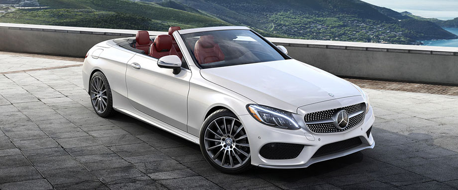 2017 Mercedes-Benz C-Class Cabriolet Main Img