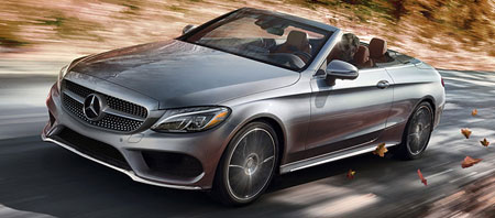 2017 Mercedes-Benz C-Class Cabriolet performance