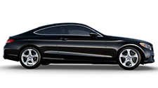 C Class Coupe C300 4MATIC