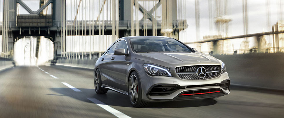 2017 Mercedes-Benz CLA Coupe Appearance Main Img