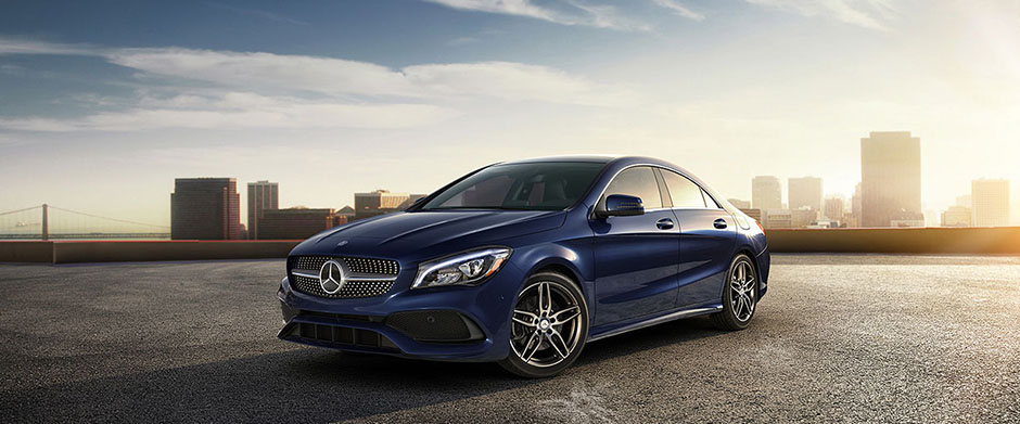 2017 Mercedes-Benz CLA Coupe Main Img