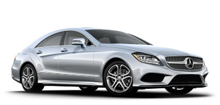 2017 Mercedes-Benz CLS Coupe