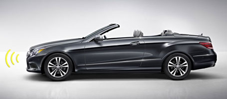 2017 Mercedes-Benz E Class Cabriolet safety