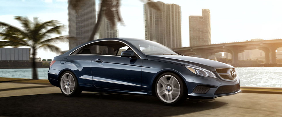 2017 Mercedes-Benz E Class Coupe Appearance Main Img