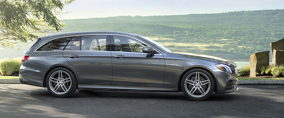 2017 Mercedes-Benz E-Class Wagon Appearance Main Img