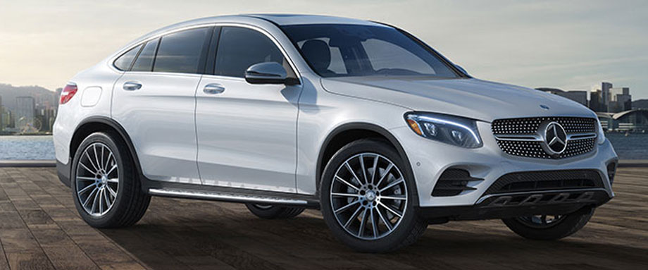 2017 Mercedes-Benz GLC Coupe Main Img