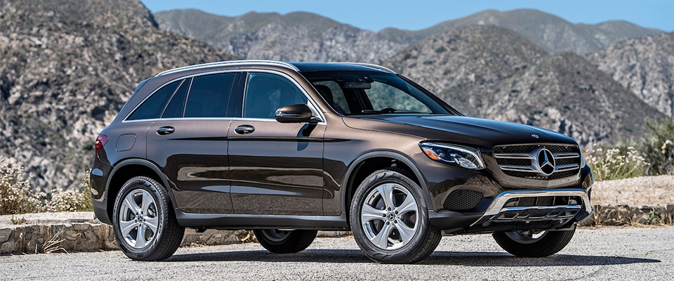 2017 Mercedes-Benz GLC SUV Main Img