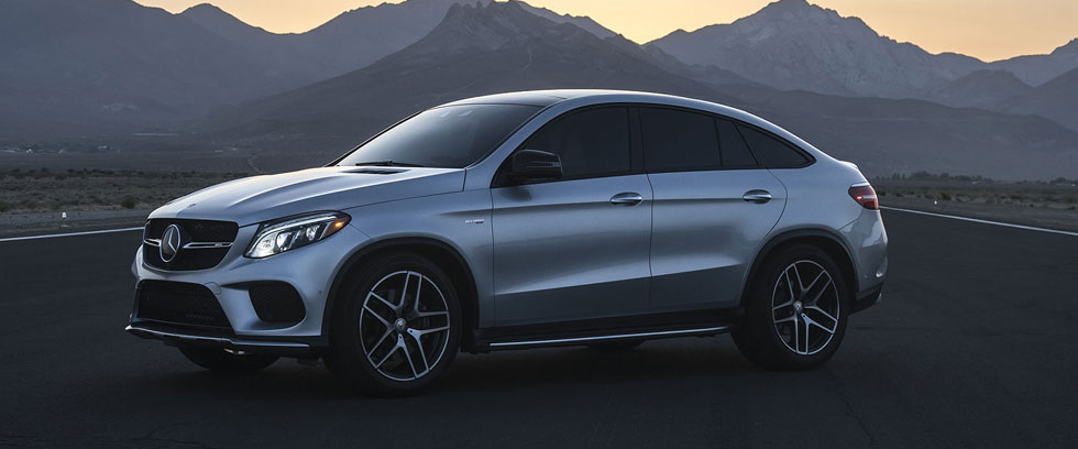 2017 Mercedes-Benz GLE Coupe Appearance Main Img