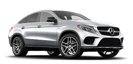 2017 Mercedes-Benz GLE Coupe