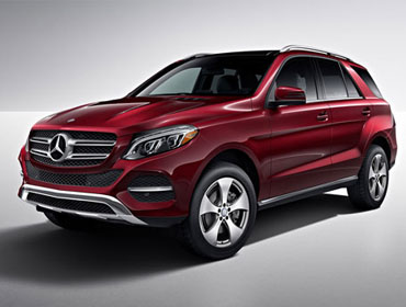 2017 Mercedes-Benz GLE SUV Hybrid appearance