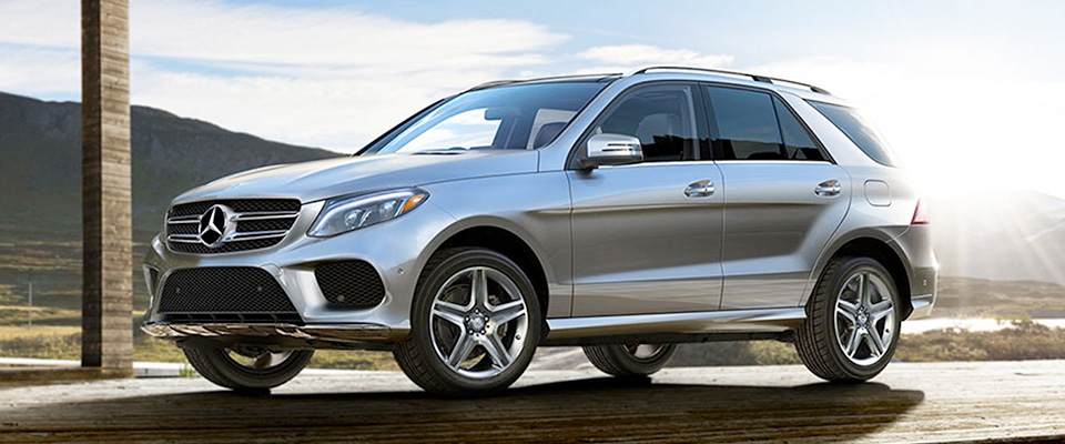 2017 Mercedes-Benz GLE SUV Main Img