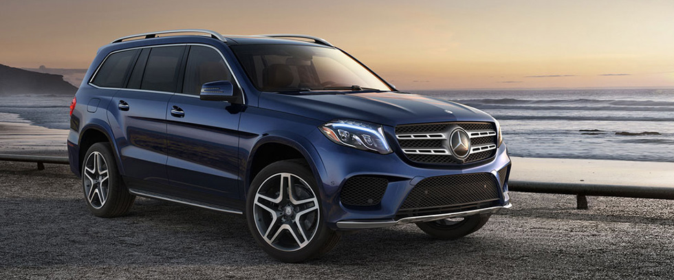 2017 Mercedes-Benz GLS SUV Appearance Main Img