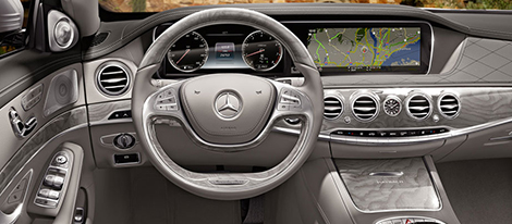 2017 Mercedes-Benz Maybach comfort
