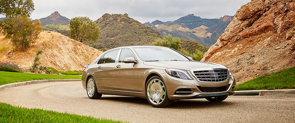 2017 Mercedes-Benz Maybach Main Img