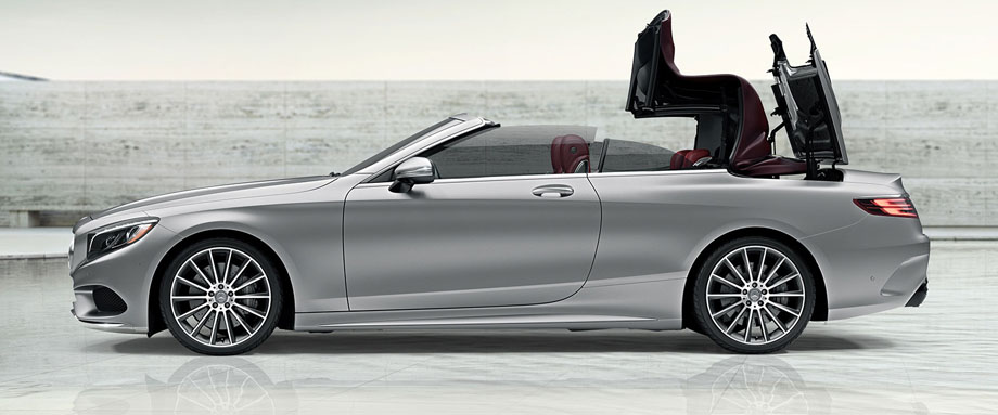 2017 Mercedes-Benz S Class Cabriolet Main Img