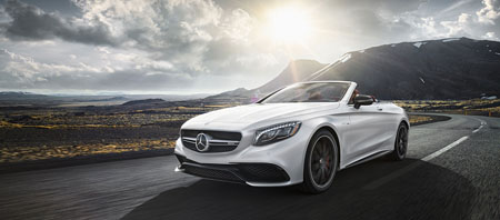 2017 Mercedes-Benz S Class Cabriolet performance