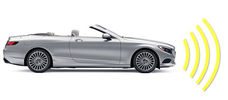 2017 Mercedes-Benz S Class Cabriolet safety