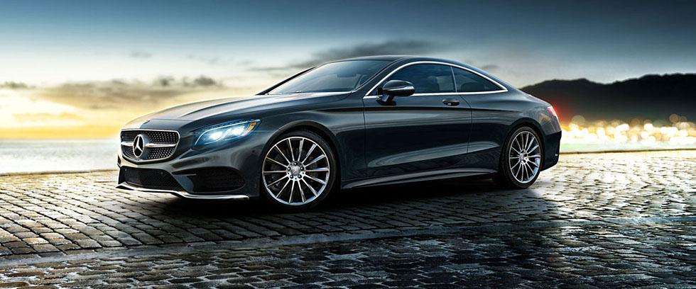 2017 Mercedes-Benz S Class Coupe Appearance Main Img