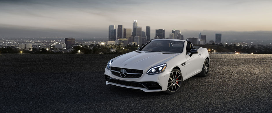 2017 Mercedes-Benz SLC Roadster Appearance Main Img