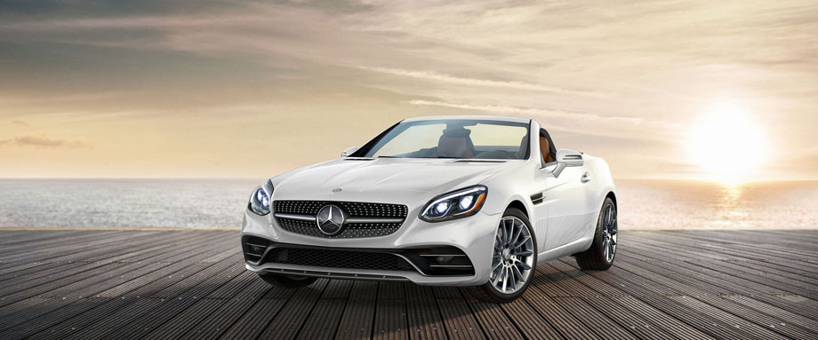 2017 Mercedes-Benz SLC Roadster Main Img