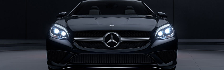 2017 Mercedes-Benz SLC Roadster Safety Main Img