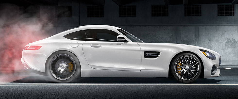 2018 Mercedes-Benz AMG GT Coupe Appearance Main Img