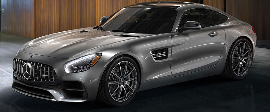 2018 Mercedes-Benz AMG GT Coupe Main Img