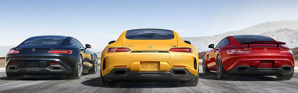 2018 Mercedes-Benz AMG GT Coupe Safety Main Img