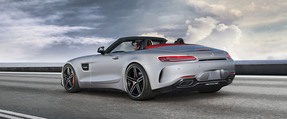 2018 Mercedes-Benz AMG GT Roadster Appearance Main Img