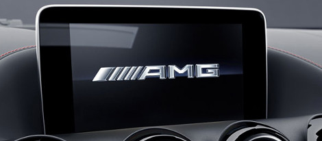 2018 Mercedes-Benz AMG GT Roadster Display