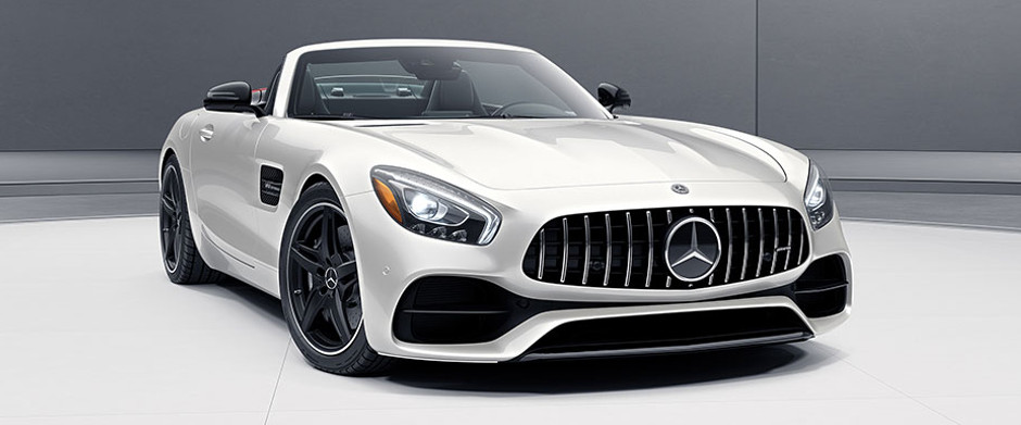 2018 Mercedes-Benz AMG GT Roadster Main Img